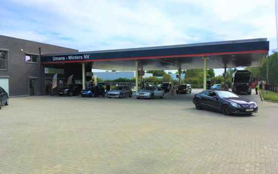 Tankstation Bosstraat