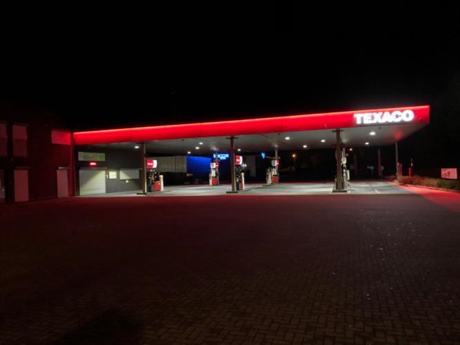 Tankstation Umans-Winters Bosstraat